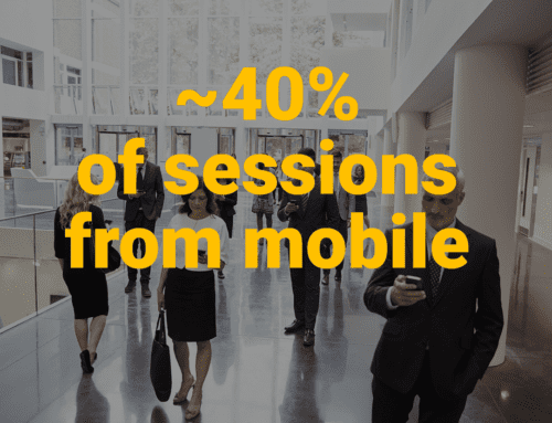 3 Easy Things You Can Do to Improve Your Mobile Strategy