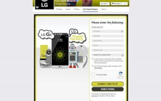 LG Facebook Page