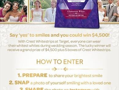 Smile Together Sweepstakes
