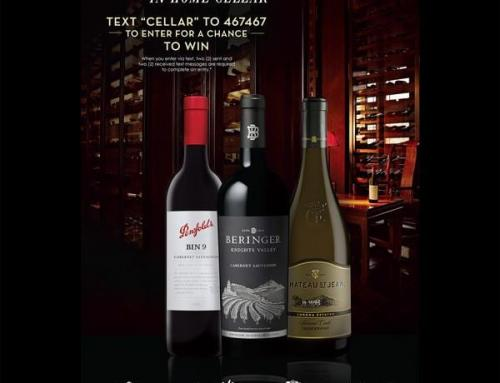 The Ultimate In-Home Wine Cellar Sweepstakes