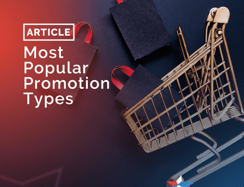 Most Popular Promotion Types