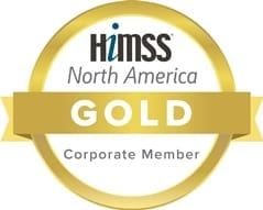 Himss North America Gold Corporate Member Logo