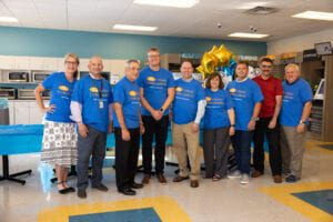 eHealth Employees Two Millionth Shirts