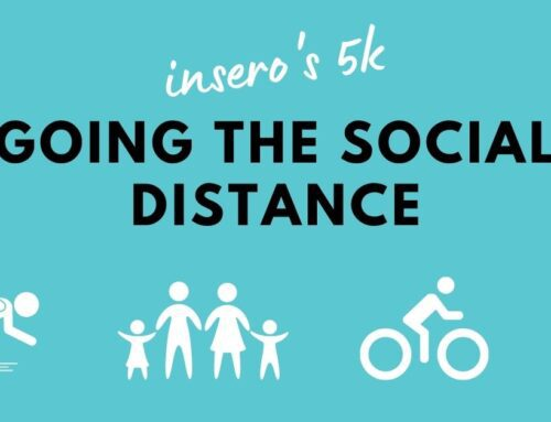 Insero's Virtual 5k: Going the Social Distance