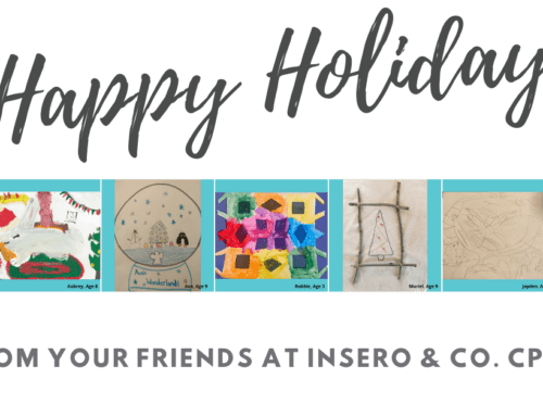 #InseroKids Holiday Art Contest