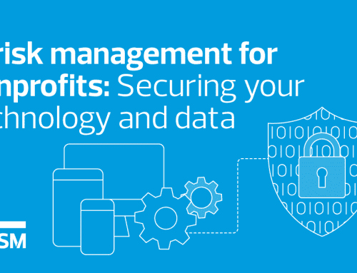 IT risk management for nonprofits: Securing your technology and data