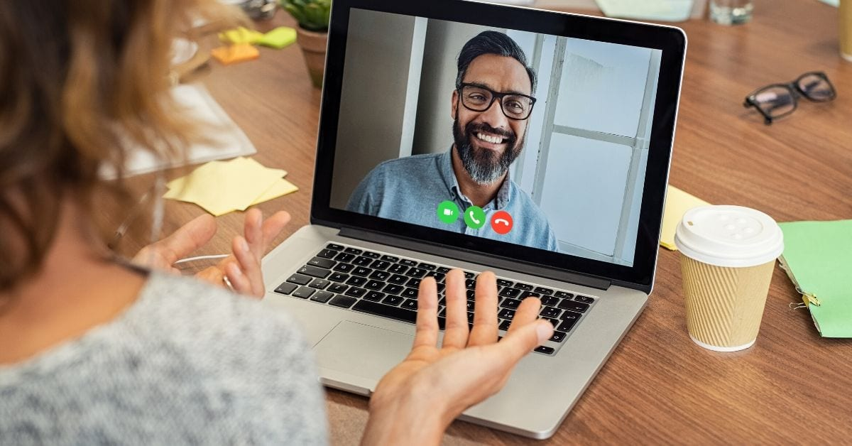 virtual interviews are a big part of doing business today
