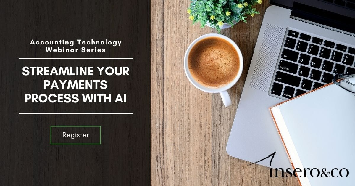 streamline your payments process with AI