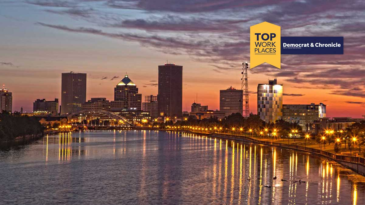 2021 Rochester Metro Area Top Workplaces